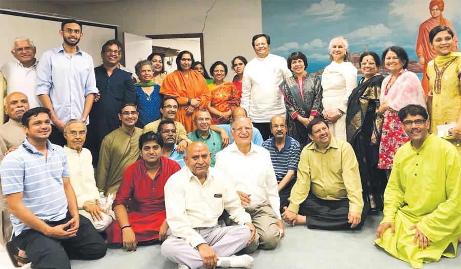 Organizers of Didi Ma event in Houston.