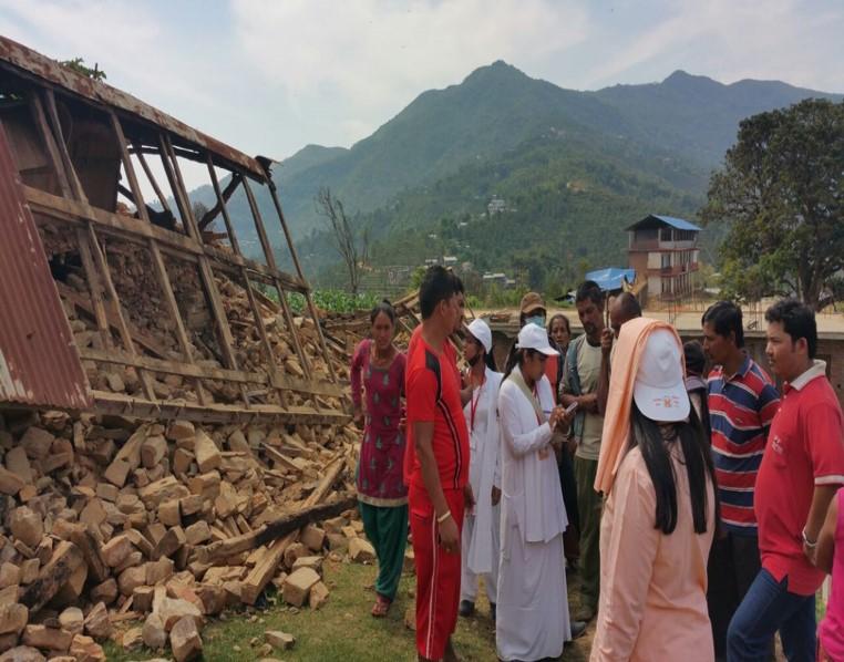 Nepal – Relief Program